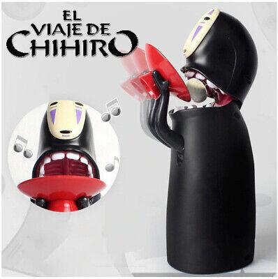 Sin Cara Hucha Sin rostro Bank Figure Chihiro Kaonashi Studio Ghibli Miyazaki