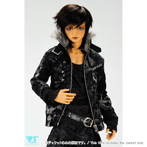 Volks November New Outfit Collection Uneven Black Jacket SD13 SD17 NEW
