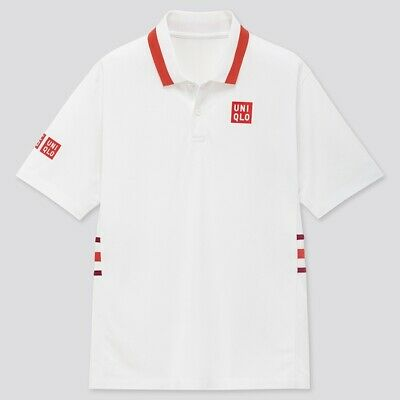 Uniqlo Kei Nishikori Australian Open 2020 shirt - adult large SOLD OUT WORLDWIDE