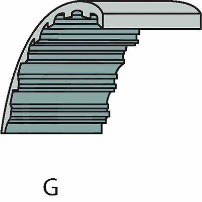 Zahnriemen f AL-KO Vertikutierer Messerwelle 32VLE,VE,38VLB,VLE,38P Comfort Neu