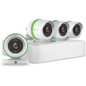 4 CCTV Cameras Installed for $999