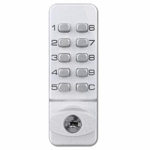 Lockey LC200 Mechanical Push button Cabinet lock (LC200)