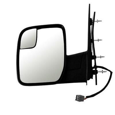 Power Side View Door Mirror Assembly Driver Left LH Fits 10-11 E Series (Van Power Side View Door)