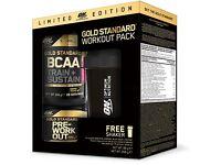 Optimum Nutrition Gold Standard Pack