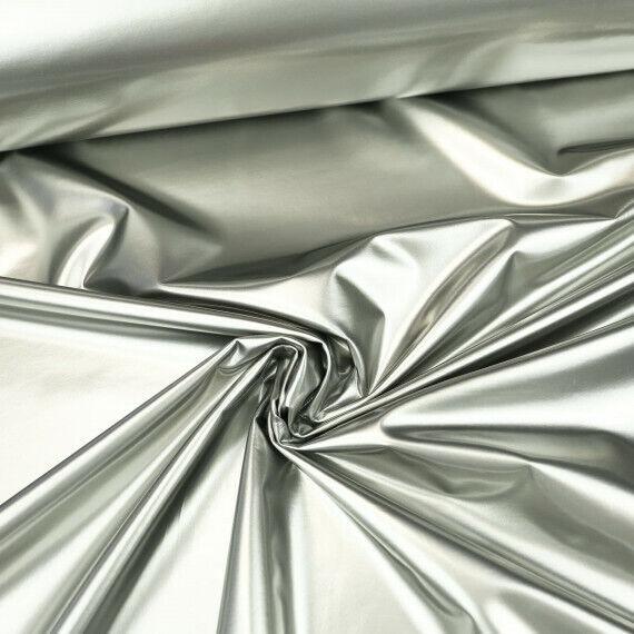Leichter Regenjacken Stoff-Windbreaker-Wasserabweisend-Elastisch-Glänzend-0,5m