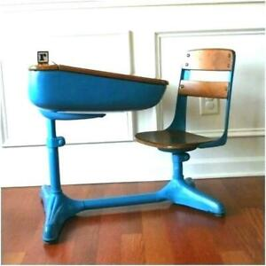 Old Style Childs Desk For Sale