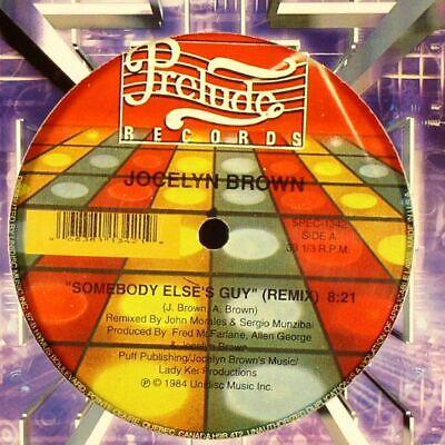 "BROWN, Jocelyn - Somebody Else's Guy - Vinyl (12"")"