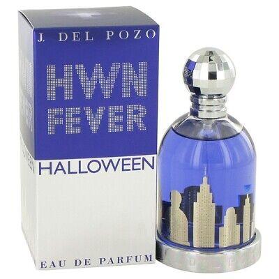 HALLOWEEN FEVER * Jesus Del Pozo 1.0 oz / 30 ml Eau De Parfum Women Perfume - Halloween Fever Perfume