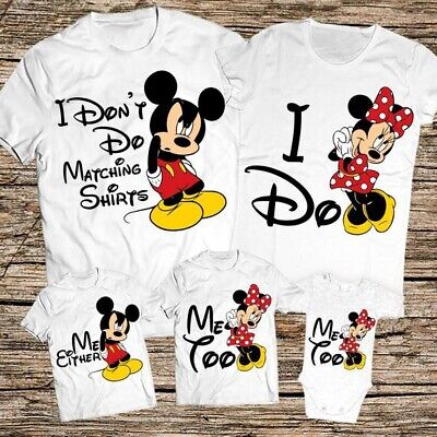 Matching Disney Shirts For Family (Disney Family Vacation Matching Shirts for)