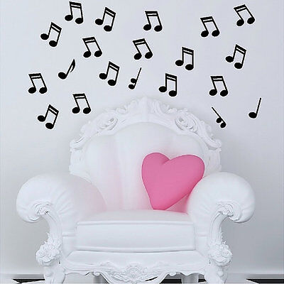 Musical Notes Decorations (20 Music Notes 4