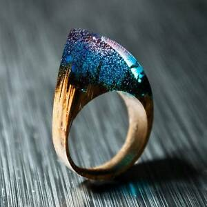 Handmade Beautiful Wooden Ring