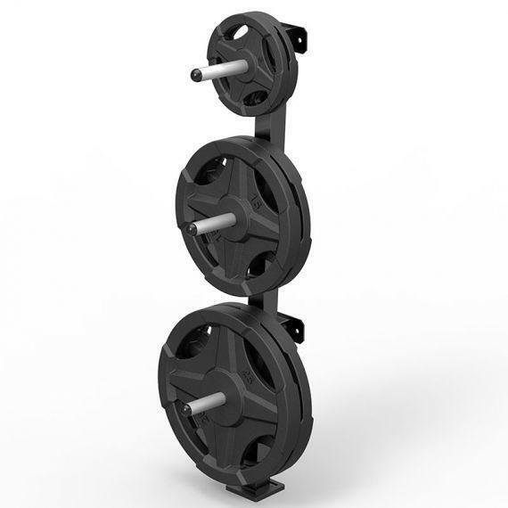 Wandhalter für Hantelscheiben Ø 30 mm