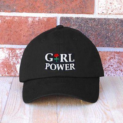 Girl Power Cap (Girl Power CAP Baseball Hat)