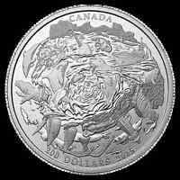 $200 SILVER COASTAL WATERS COIN