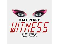 1 Standing Ticket for Katy Perry @ Hydro Glasgow 24th June