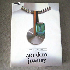 Bijoux Art Deco (French Edition) (French) Hardcover  – May, 1984