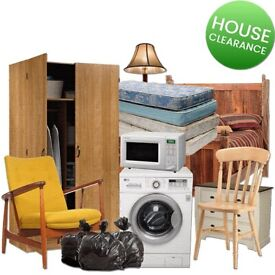 House Clearance / Rubbish Removal / Man With A Van / Courier