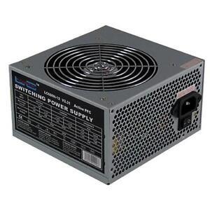 LC Power ATX PC Netzteil 600W LC600H-12 V2.31 120mm Lüfter