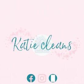 Katie Cleans