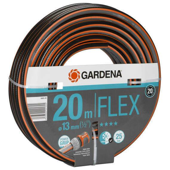 Gardena Gartenschlauch Comfort FLEX 20 m 1/2 Zoll Nr.18033-20