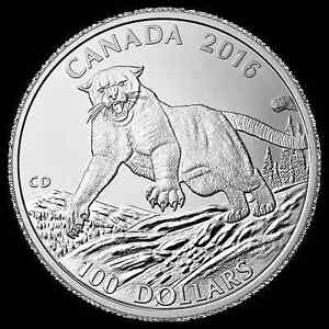 Royal Canadian Mint $100 for $100, $50 and $20s .999 Fine Coins