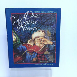 One Wintry Night by Ruth Bell Graham - Christmas Bible Story