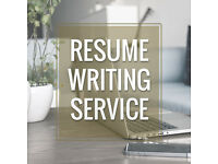 Need your CV Professionally Written? Look no further!