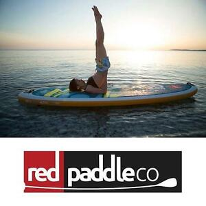 NEW* RED PADDLE CO YOGA PADDLEBOARD - 115086127 - 2016 SERIES 10'8 ACTIV STAND UP PADDLE BOARD WATER SPORT PADDLEBOAR...