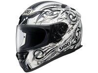 Shoei XR-1100 Hadron Motorcycle Helmet