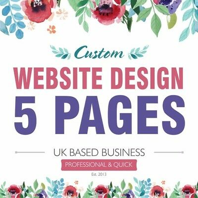 Get Your Custom Website Only 6 99 Including Monthly Hosting Plan Free Demo Page