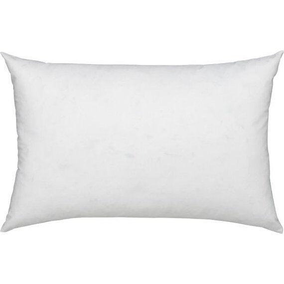 14 x 20   Pillow Insert   Pillow form   Hypoallergenic Pillo