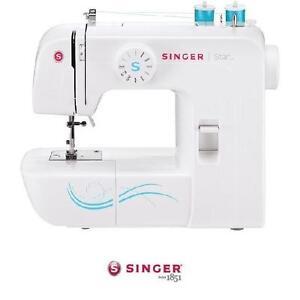 NEW SINGER START SEWING MACHINE 6 BUILT IN STITCHES BASIC EVERYDAY FREE ARM MACHINES - ARTS CRAFTS SEW SEWS 103340960