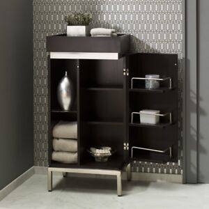 Designer Spa Vanity Type Storage Bathroom Cabinet - WOW!