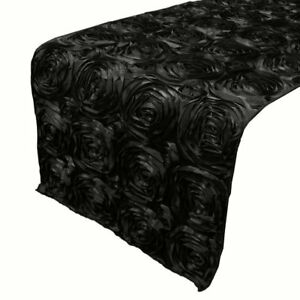 Rosette table Runners - Event Decor - up to 10% off