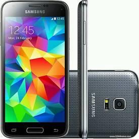 Samsung s5 mini unlocked box