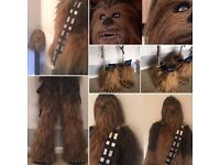 Chewbacca life size replica ESB Star Wars prop figure not Jedi sideshow costume hot toys
