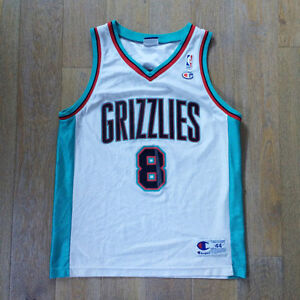 Looking for Vancouver Grizzlies home jersey 2000-01