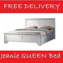 FREE DELIVERY QUEEN Size WHITE 'Jeanie' Bed Frame – BRAND NEW New Farm Brisbane North East Preview