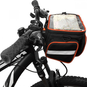 Bicycle Handlebar Storage Bag