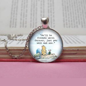 Gift Best Friend Necklace Long Distance Friendship Gifts For Sisters