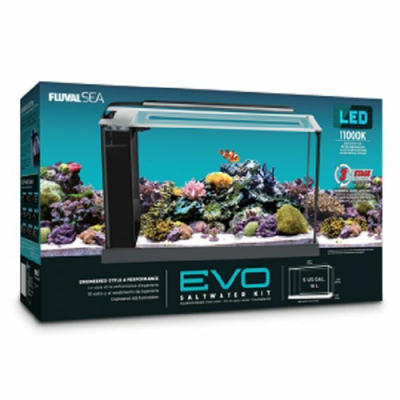 FLUVAL EVO MARINE AQUARIUM KIT 5