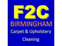 F2C Cleaning - Professional Cleaning Services (Carpets, Upholestery, Flooring)