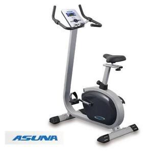NEW ASUNA 4200 UPRIGHT BIKE 4200 144254380 EXERCISE FITNESS MACHINE EQUIPMENT BIKING CYCLE CYCLING CARDIO WORKOUT GYM