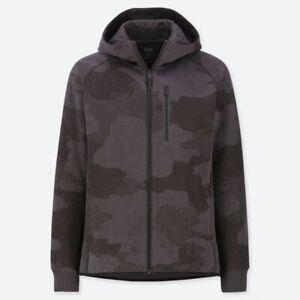 NEW Uniqlo Men Hoodie Jacket Size M - RRP$59.90