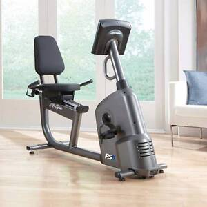 RS1 Lifecycle Recumbent lifecycle Exercise bike Epping Whittlesea Area Preview