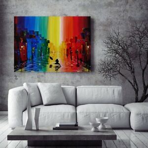 "New, Original Painting ""The Colour of Happiness"""