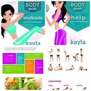 Kaylas Bikini Body Guide FOR SALE St Albans Park Geelong City Preview