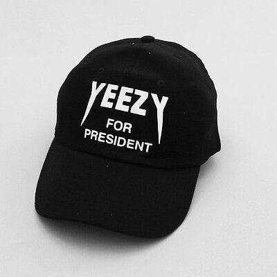 New Yeezy For President Hat 2020 Kanye West Yeezus Kyc Vintage Cap Dad Hat