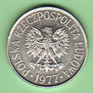 Poland OB 035 - 50 groszy 1977 - <span itemprop=availableAtOrFrom>Bydgoszcz, Polska</span> - Poland OB 035 - 50 groszy 1977 - Bydgoszcz, Polska