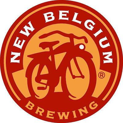 FAT TIRE New Belgium Sticker Decal *DIFFERENT SIZES* Beer Car Bumper Window Bar